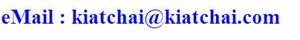 email - kiatchai-hotmail